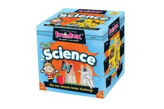 Lagoon Brainbox Science Card Game