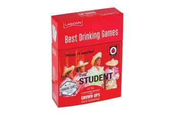 Lagoon Ladybird for Grown-Ups Best Drinking Games