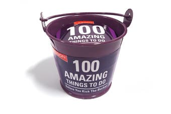 Lagoon Tabletop 100 Things Bucket Lists [Amazing Things to Do]