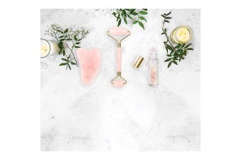IS Gift | Crystal Rejuvenating Beauty Tools | Rose Quartz