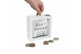 Splosh Don't Swear Fund Mini Change Box