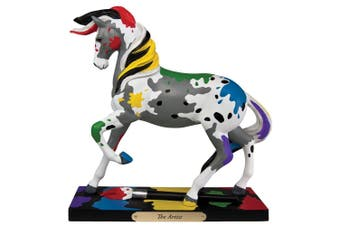 Trail of Painted Ponies The Artist Figurine