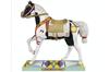 Trail of Painted Ponies Crow Warriors Pride Figurine
