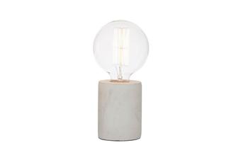 Amalfi Django Table Lamp Round
