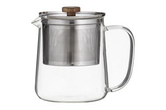 Leaf & Bean Dual Infuser with Teapot 1.2L