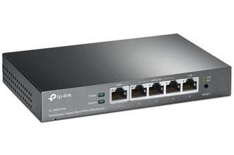 TP-Link SafeStream Gigabit Broadband VPN Router (TL-R600VPN)