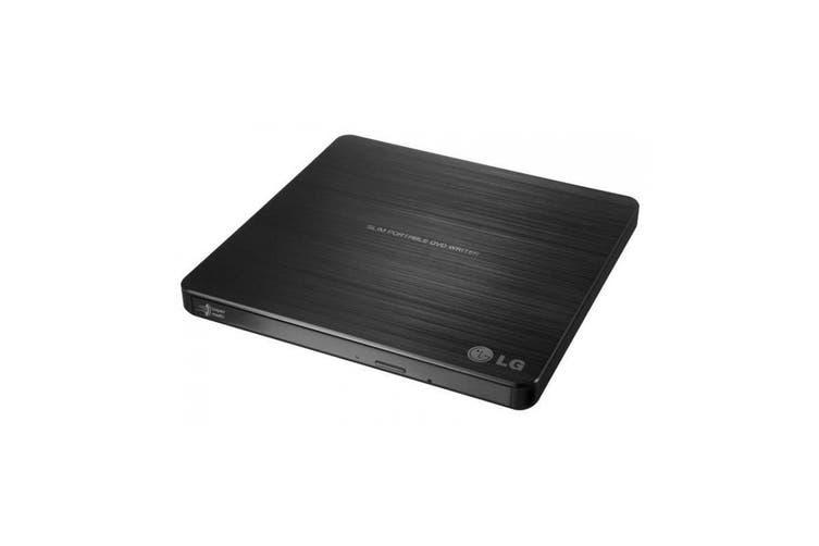 LG GP60NB50 Black External Slim USB Adaptorless DVDRW Burner