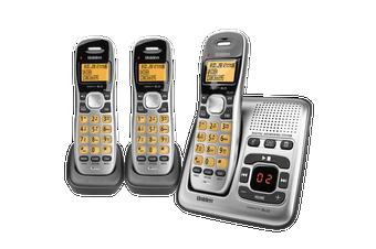 Uniden DECT 1735+ 2 Digital Phone System