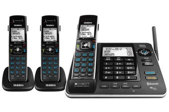 Uniden XDECT 8355+ 2 Digital Phone System HT