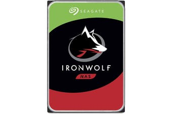 """Seagate IronWolf 3.5"""" 3TB NAS HDD (ST3000VN007)"""