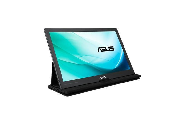 """ASUS MB169C+  15.6"""" FHD USB Type-C IPS Portable Monitor"""