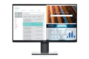 Dell P2719H  16:9 IPS LED Monitor - H/Adj, Vesa HDMI/DP/VGA (P2719HC)