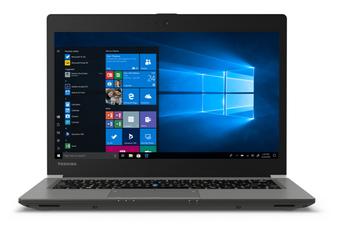 """Toshiba Protege Z30 Laptop - i5-6200U 13.3"""" 256GB USC-C W10P"""
