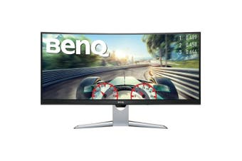 "BenQ 35"" VA CURVED UHD 4K LED,3440x440, HDR, 4MS, USB-C, DP (EX3501R)"