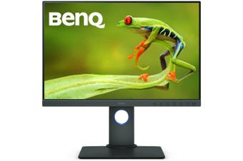 "BenQ SW240 24"" FHD IPS 99% Adobe RGB Colour Accurate Monitor for Photographer HT"
