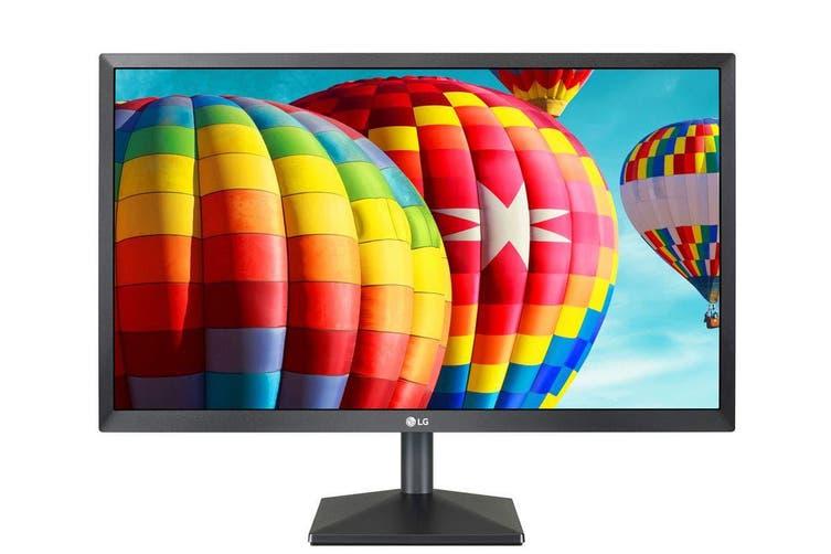 "LG 24"" Full HD 1080p IPS LED AMD FreeSync Monitor (24MK430H-B)"