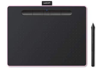 Wacom Intuos Medium Bluetooth - Berry Pink (CTL-6100WL/P0-C) HT