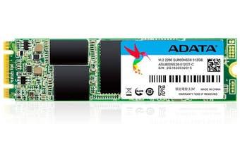 ADATA Ultimate SU800 Solid State Drive - 512GB M.2 SATA SSD