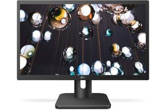 "AOC 21.5"" 5ms 60Hz 1920x1080 LED Business Monitor (22E1H) HT"