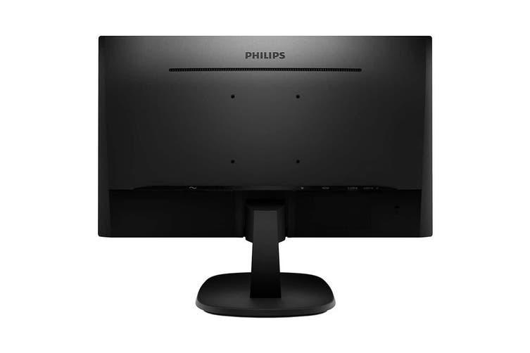 "Philips 23.8"" 243V7QJAB IPS 5ms VGA/DVI/HDMI/SPK LED Monitor HT"