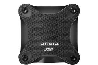 Adata SD600Q (Black) - 240G USB3.2 (Gen1) Portable SSD