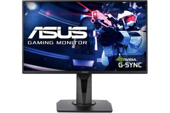 "ASUS 24.5"" VG258QR FHD Ultra-Fast 0.5ms 165Hz Gaming Monitor"