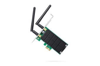 TP-Link Archer T4E Dual Band Wireless AC1200 PCI-E Adapter