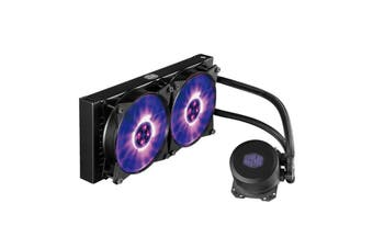 Cooler Master MasterLiquid ML240L RGB AIO Liquid CPU Cooler