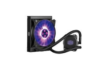 Cooler Master MasterLiquid ML120L RGB AIO Liquid CPU Cooler