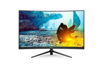 """Philips 27"""" 272M8CZ 165Hz Full HD HDR Curved FreeSync"""
