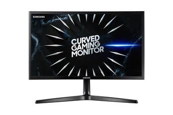 "Samsung 24"" Curved Gaming Monitor with 144Hz Refresh Rate (LC24RG50FQEXXY)"