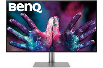 "BenQ 31.5"" PD3220U 4K UHD 100% sRGB Calibrated HDR10 Monitor"