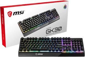 MSI Vigor GK30 Gaming Keyboard HT