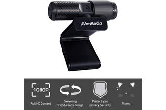 AVerMedia Live Streamer 1080P Webcam (PW313)