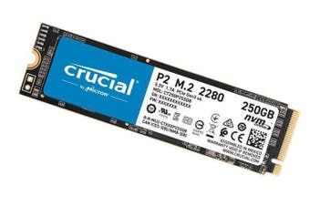 Crucial P2 500GB NVMe M.2 PCIe 3D NAND SSD (CT500P2SSD8)