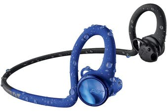 PLANTRONICS BACKBEAT FIT 2100 WIRELESS SPORT HEADPHONES - Blue