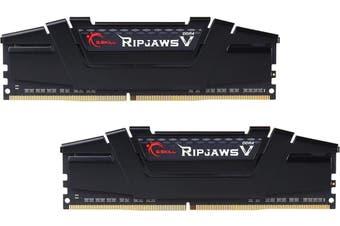 G.SKILL Ripjaws V 16GB (2x 8GB) DDR4 3600MHz (Black) CL18 (F4-3600C18D-16GVK) HT