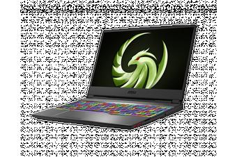 "MSI Alpha 15 A3DDK 15.6"" 120Hz R7-3750H 16GB Gaming Laptop HT"