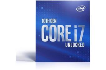 Intel Core i7-10700K Desktop Processor 8 Cores up to 5.1 GHz Unlocked LGA1200