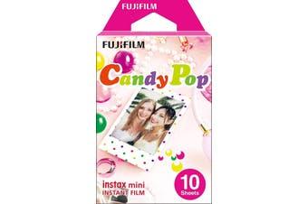 Fujifilm Instax Mini Shiny Star 10pk Film HT