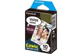 Instax Mini Comic 10pk Film