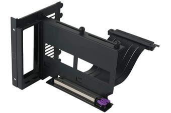 Cooler Master Universal Vertical Graphics Card Holder Kit V2 with Riser Cable(MCA-U000R-KFVK01) HT