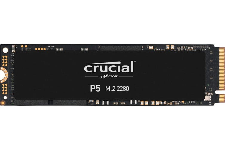 Crucial P5 500GB (CT500P5SSD8) NVMe M.2 PCIe 3D NAND SSD HT