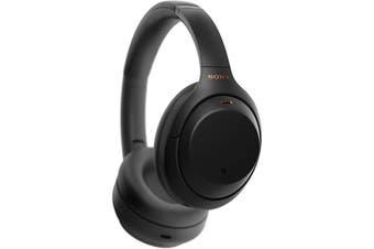 Sony WH-1000XM4 Wireless Noise Canceling Headphones, Black