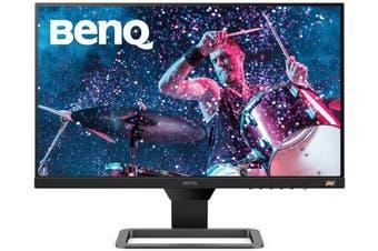 "BenQ EW2480 23.8"" 75Hz Full HD HDR FreeSync Eye-Care IPS Monitor HT"