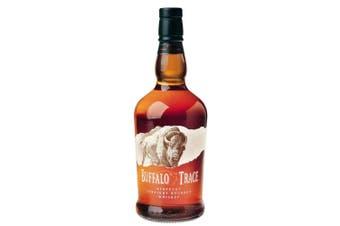 Buffalo Trace Bourbon Whisky Kentucky Straight  700ml - 1 Bottle