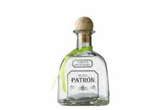 Patron Silver Tequila 700ml - 1 Bottle