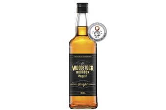Woodstock Bourbon Whiskey 700ml - 1 Bottle