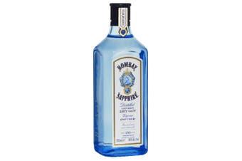 Bombay Sapphire London Dry Gin 700ml - 1 Bottle