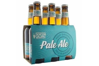 Mountain Goat Pale Ale 330ml - 6 Pack